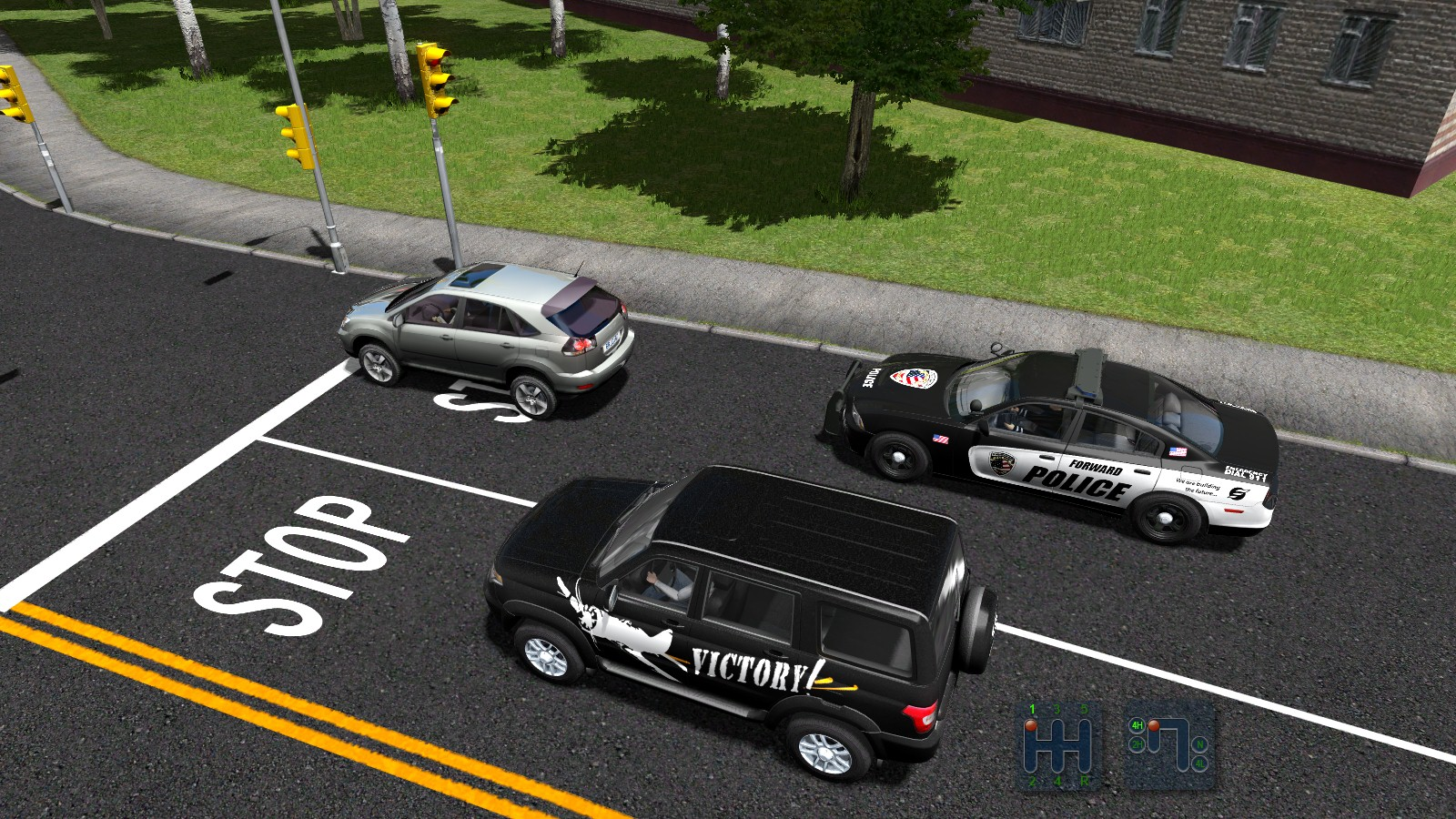 City Car Racing Vr Mode