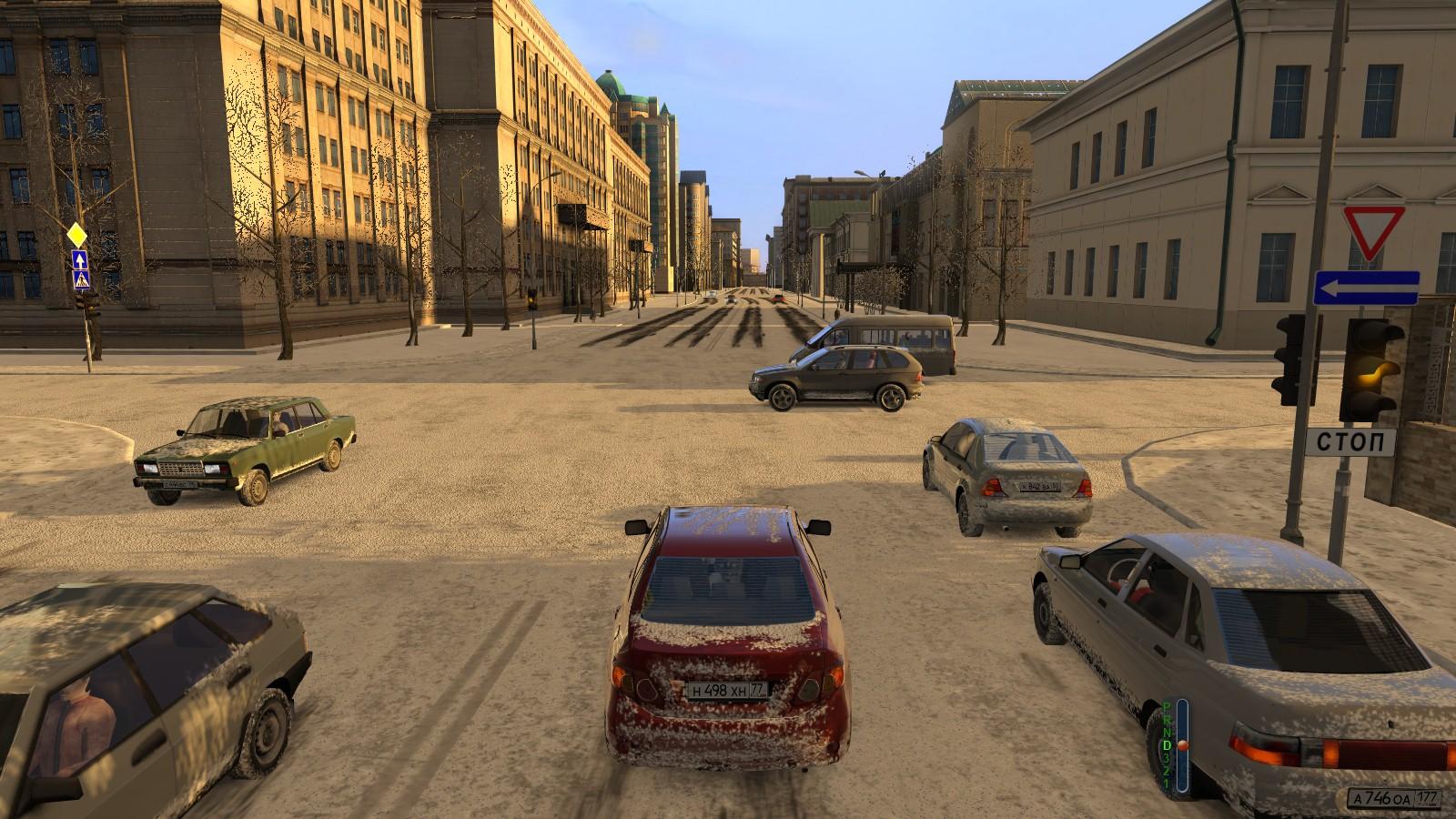 City Car Driving Simulator Demo Free Download