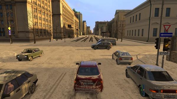 CityCarDriving スクリーンショット2
