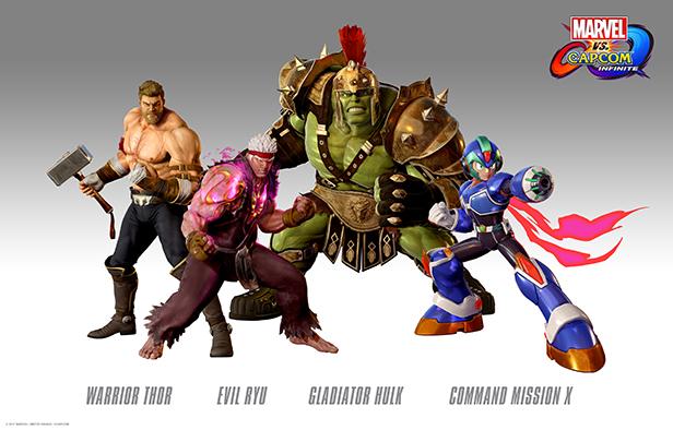 скачать игру Marvel Vs Capcom Infinite - фото 4