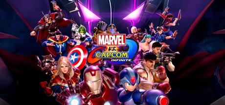 скачать игру marvel vs capcom infinite