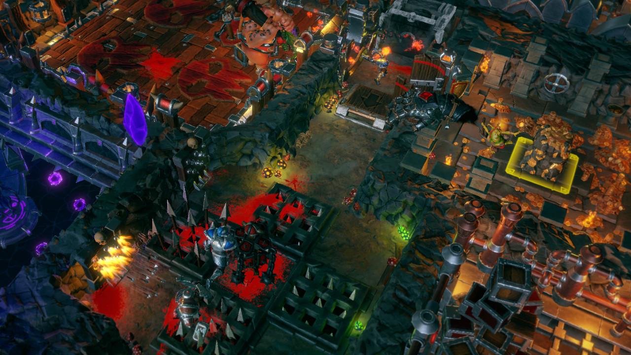 Старт предзаказов и начало ЗБТ в Dungeons 3