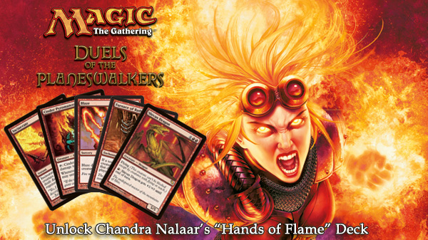 Duels of the Planeswalkers Gold Deck Bundle screenshot