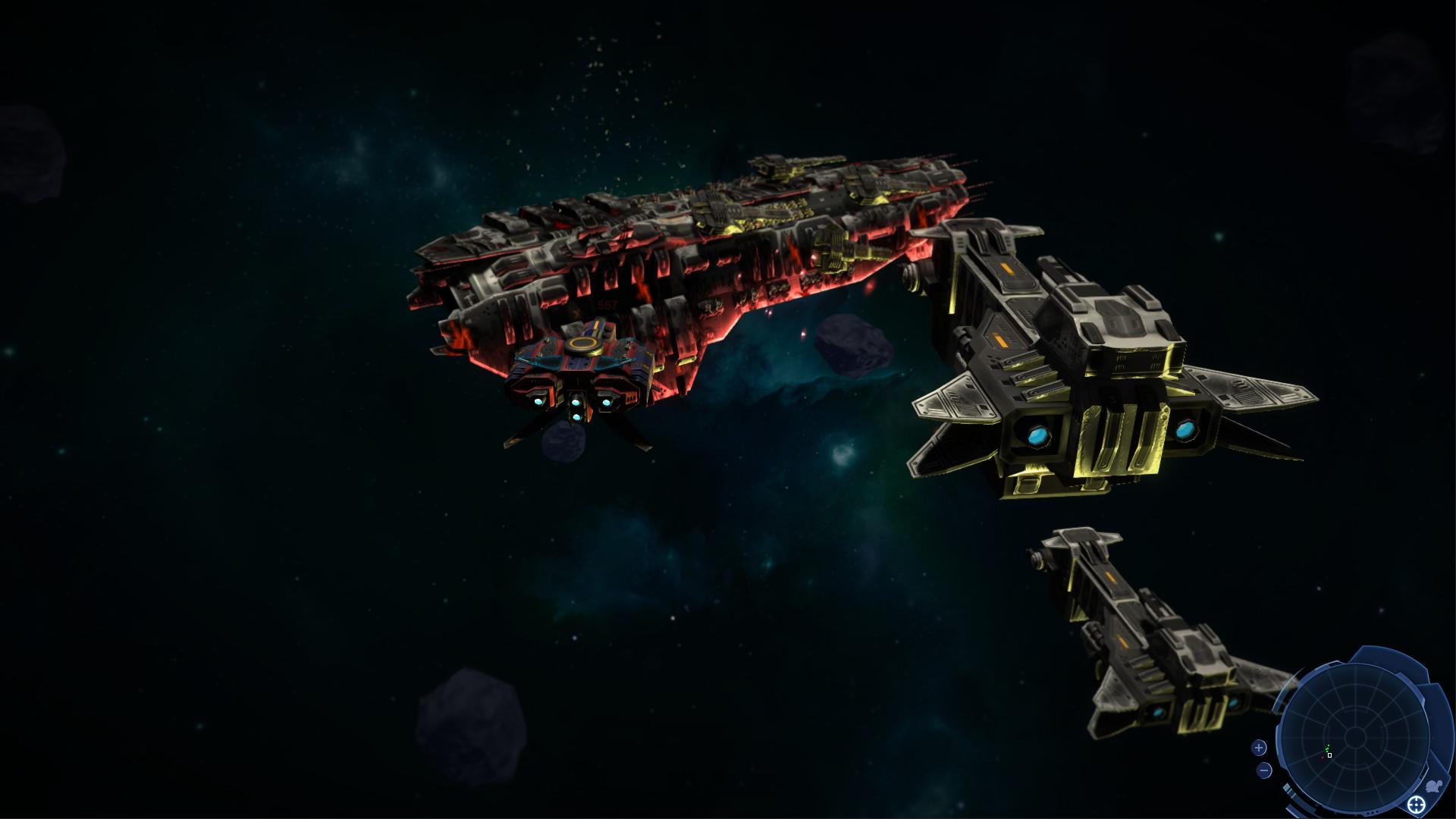 StarDrive 2 - Shipyards Content Pack screenshot