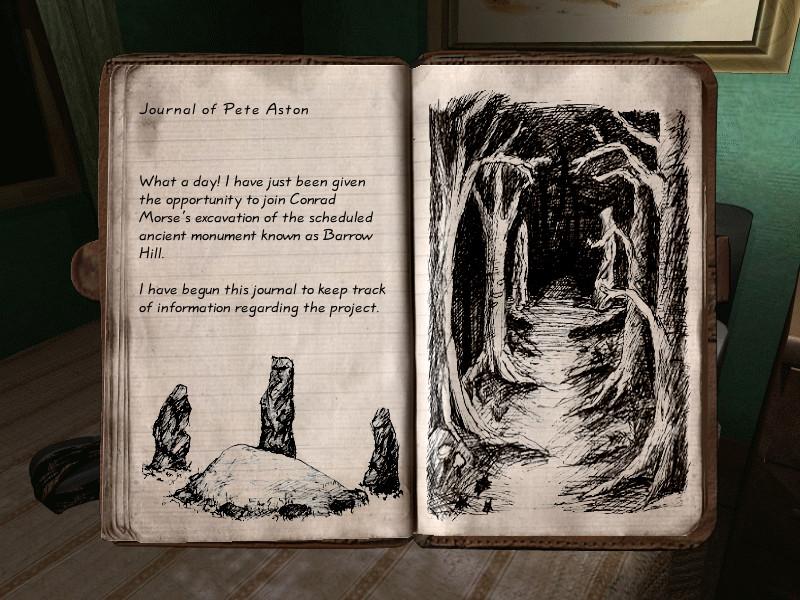 Barrow Hill: Curse of the Ancient Circle screenshot