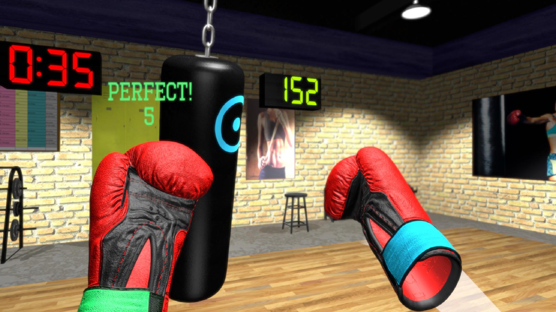 VR Boxing Workout screenshot