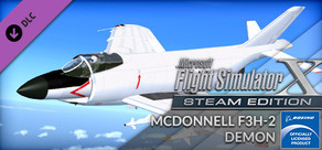 FSX Steam Edition: McDonnell F3H-2 Demon™ Add-On