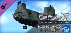 FSX Steam Edition: Boeing-Vertol CH-47D Chinook™ Add-On