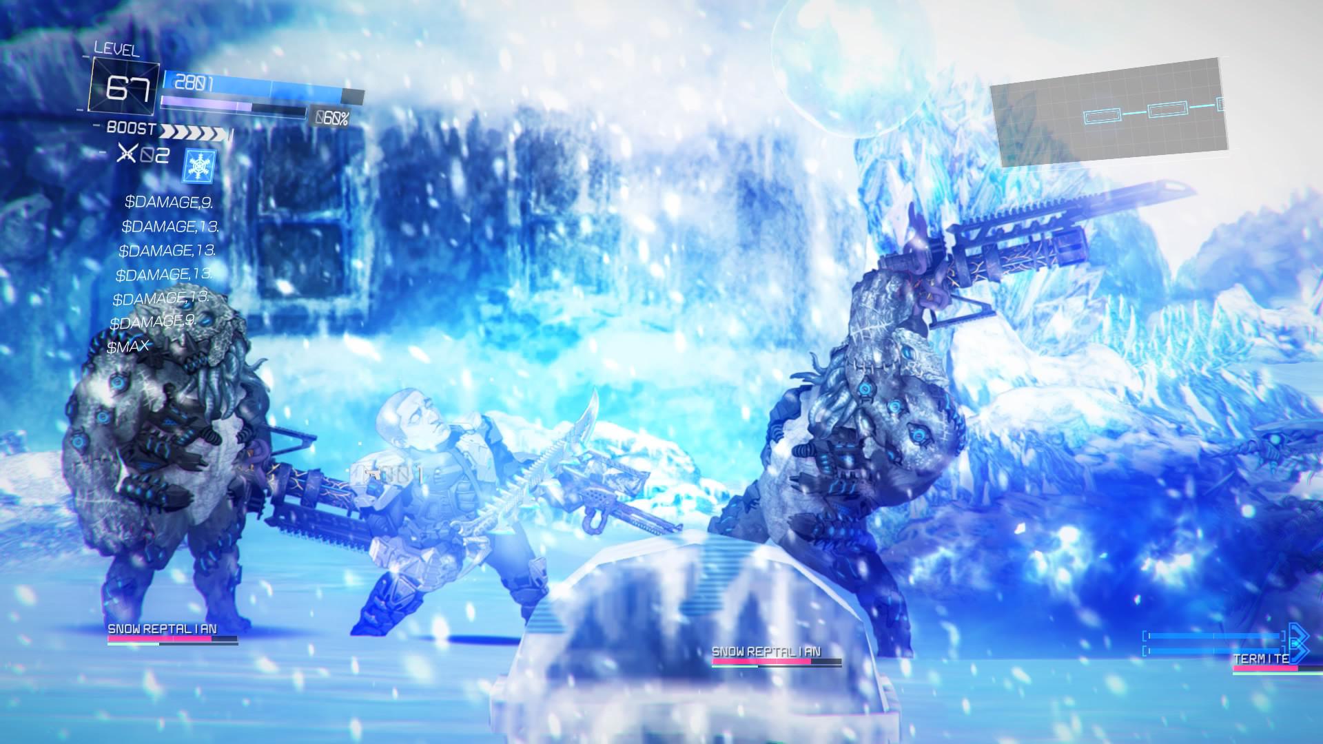 EARTH'S DAWN screenshot