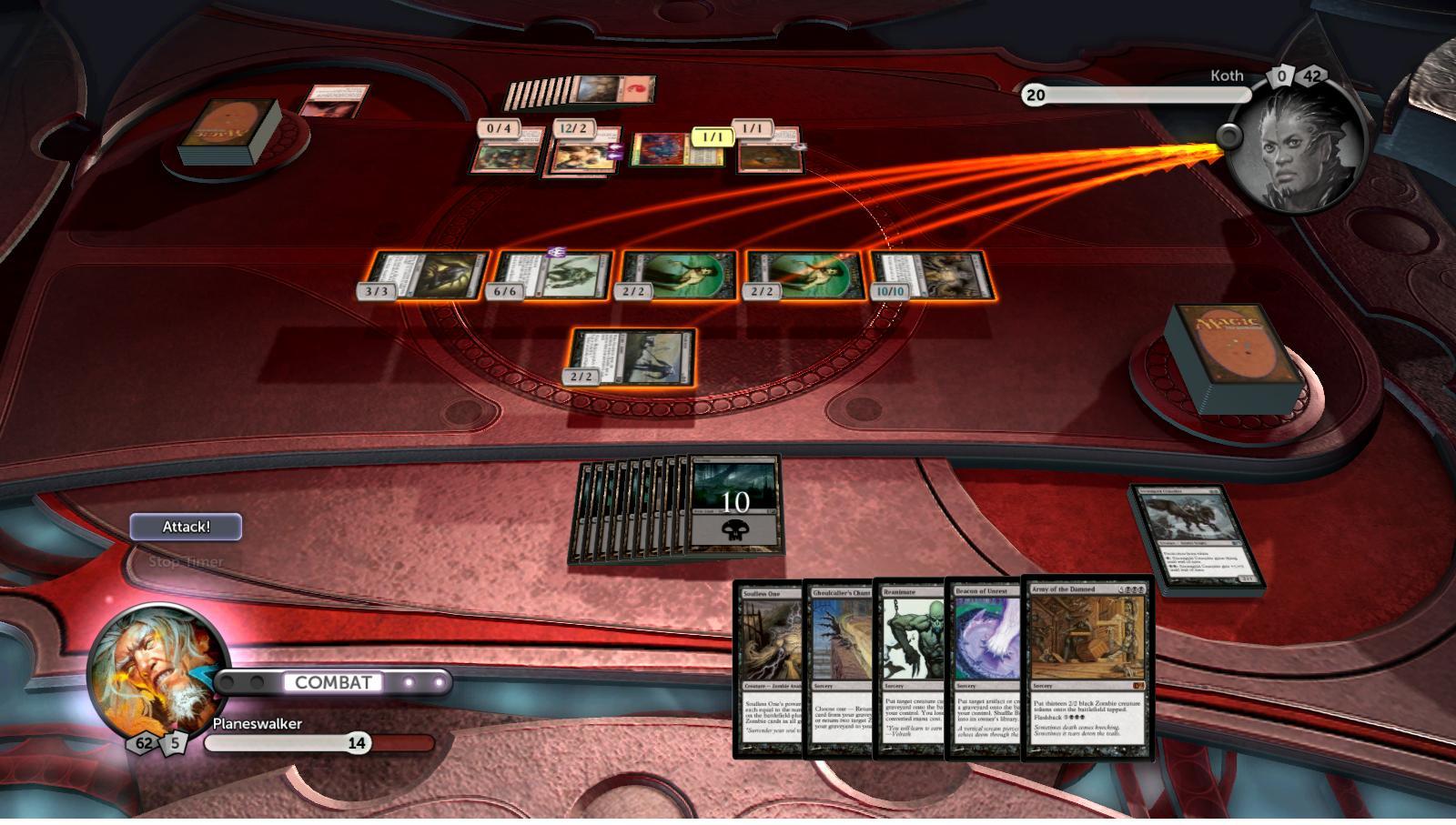 Magic 2012 Deck Pack 1  screenshot