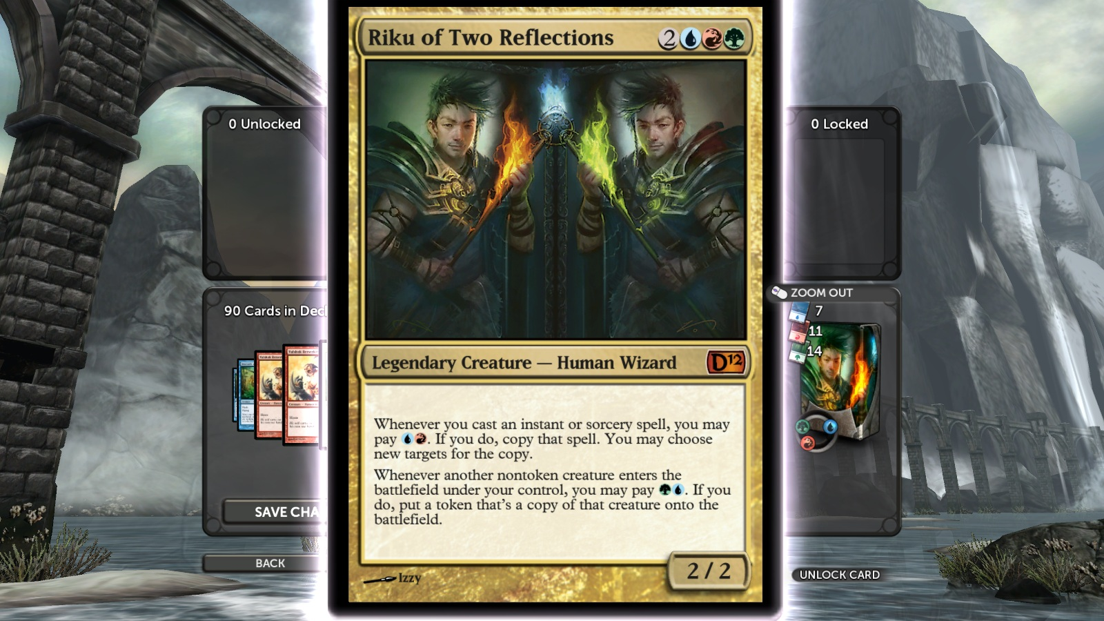 Magic 2012 Deck Pack 3 screenshot