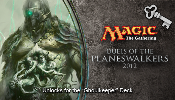 "Magic 2012 Full Deck ""Ghoulkeeper""  screenshot"
