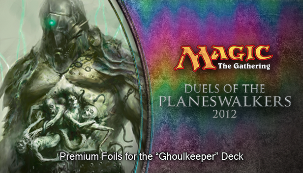 "Magic 2012 Foil Conversion ""Ghoulkeeper""  screenshot"