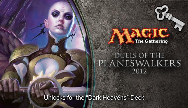 "Magic 2012 Full Deck ""Dark Heavens"" screenshot"