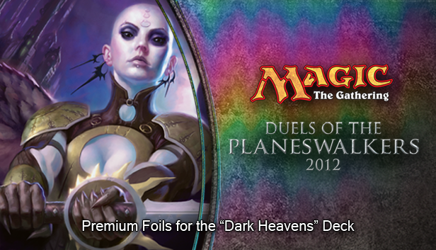 "Magic 2012 Foil Conversion ""Dark Heavens"" screenshot"