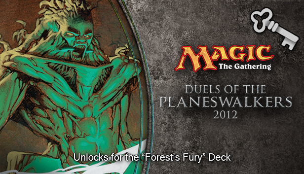 "Magic 2012 Full Deck ""Forest's Fury""  screenshot"