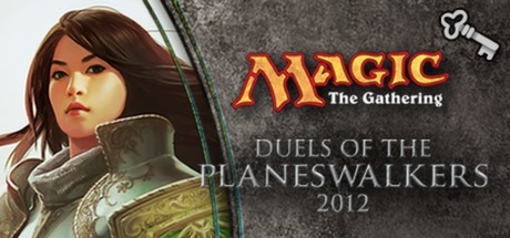 "Magic 2012 Full Deck ""Beknighted"""