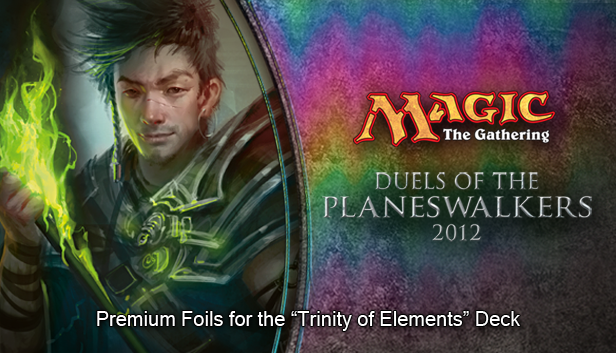 "Magic 2012 Foil Conversion ""Trinity of Elements""  screenshot"
