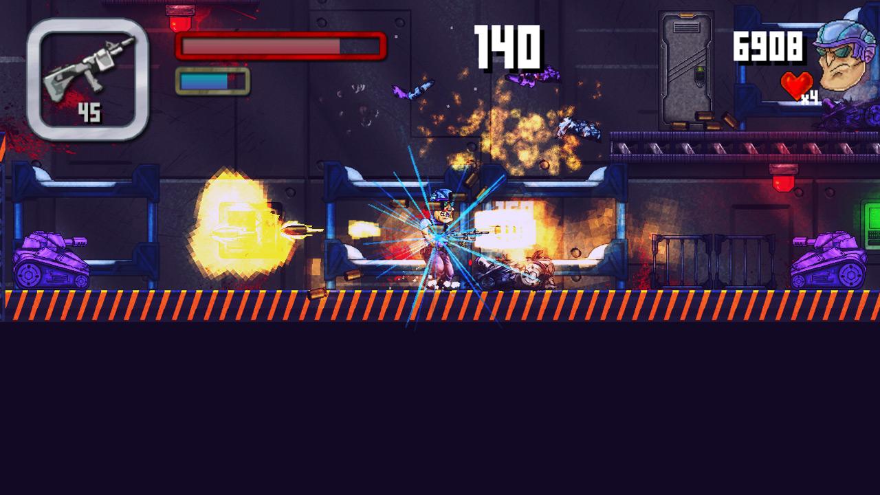 Too Angry to Space screenshot