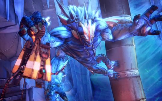 Скриншот игры [Аккаунт] Borderlands 2