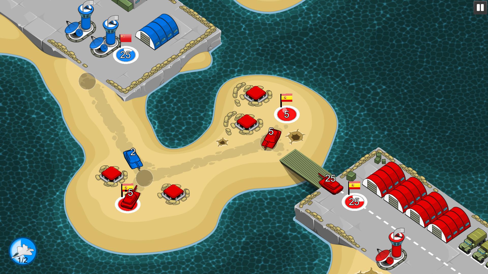 ConflictCraft screenshot