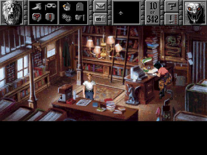Gabriel Knight: Sins of the Father screenshot
