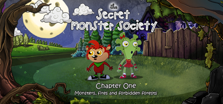 The Secret Monster Society: Chapter One