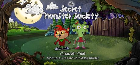 The Secret Monster Society