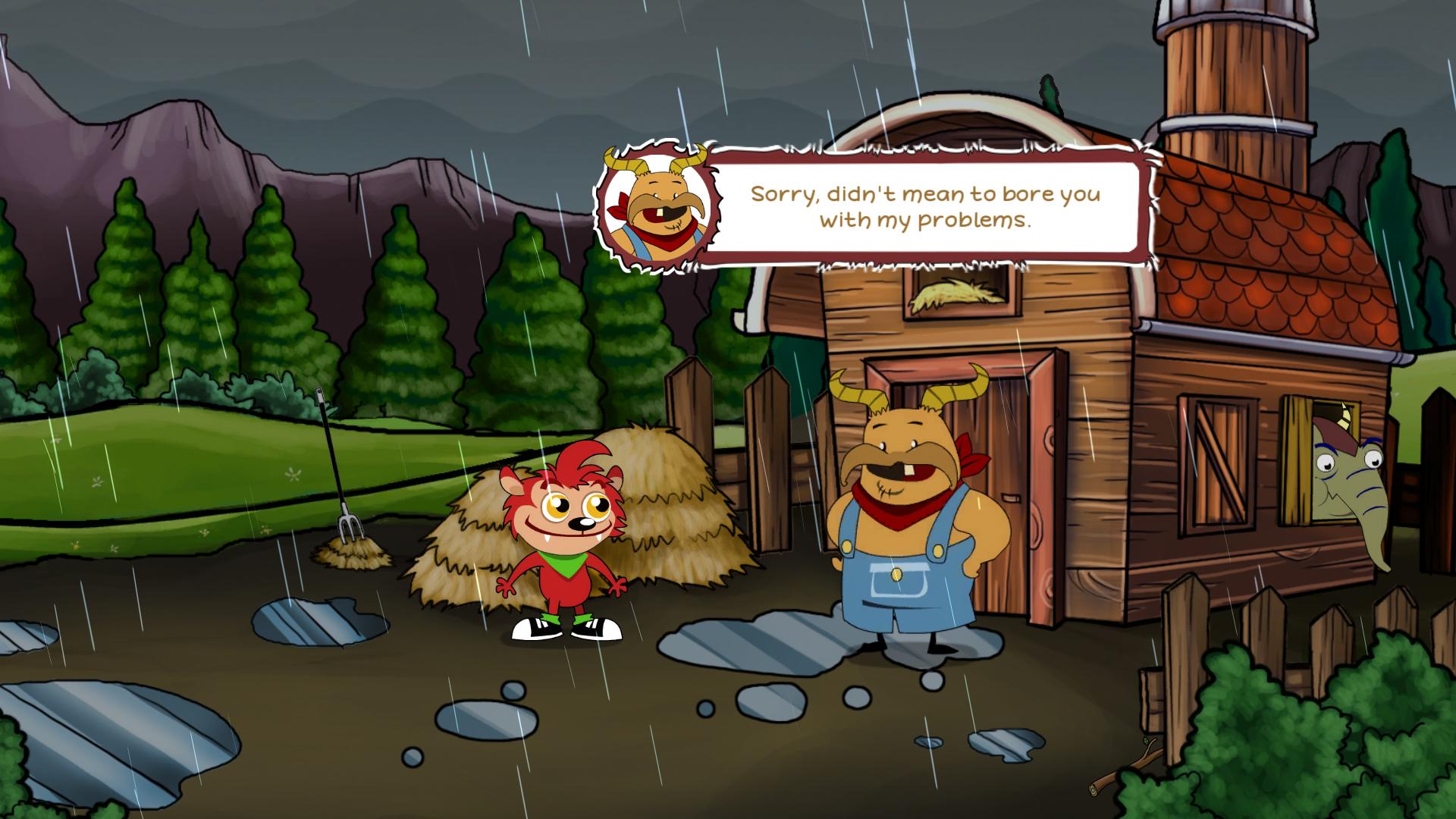 The Secret Monster Society screenshot