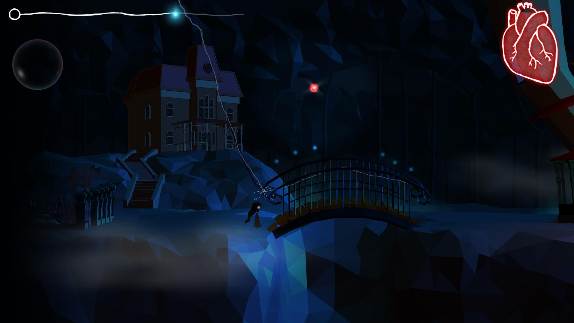 Selma and the Wisp screenshot