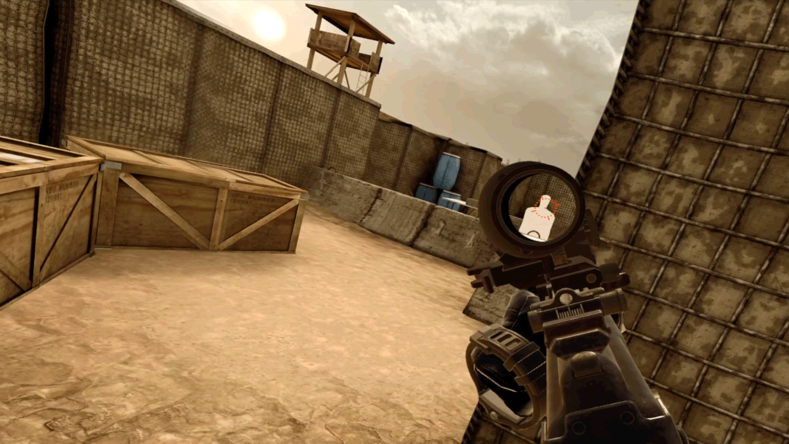 Onward screenshot
