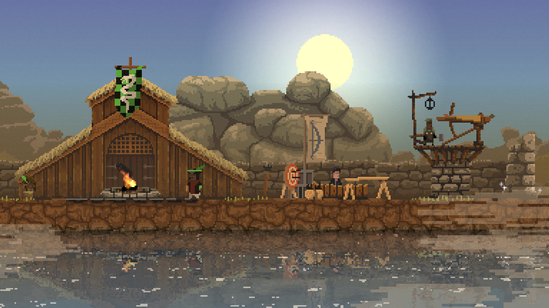 Kingdom: New Lands screenshot 2