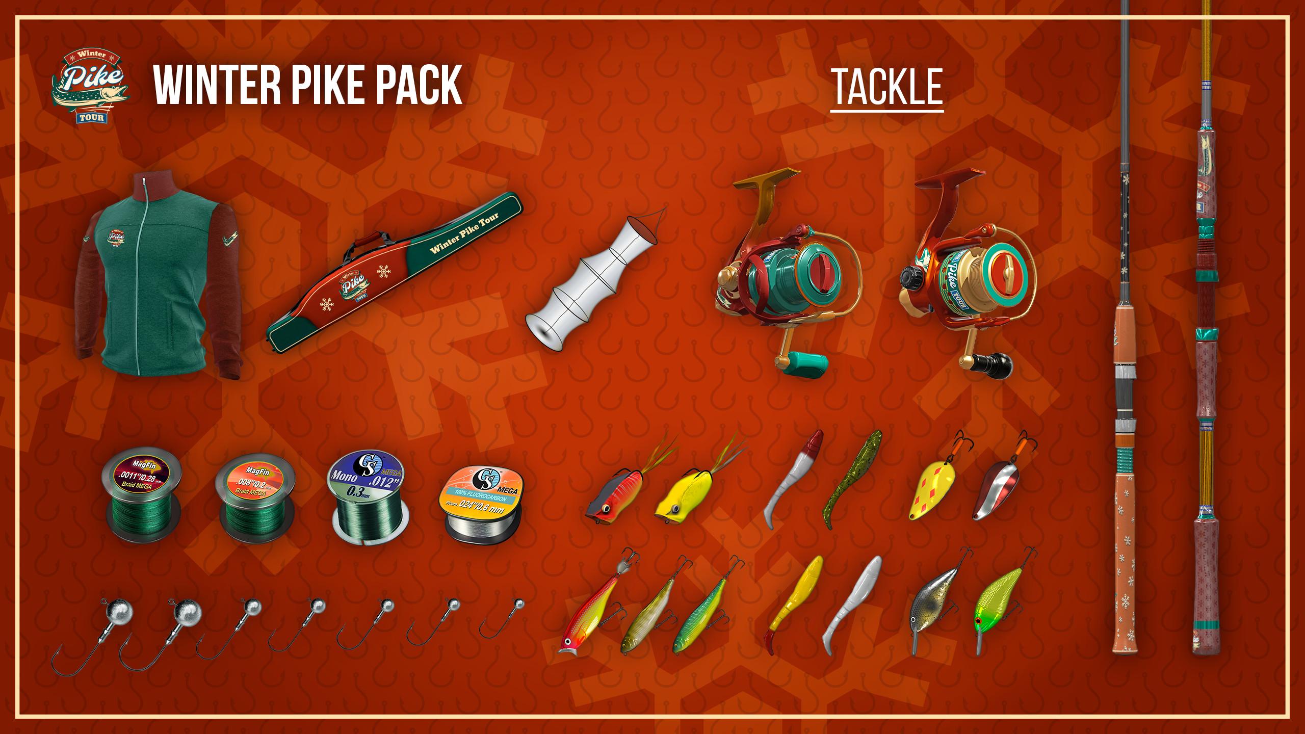 Fishing Planet: Winter Pike Pack screenshot