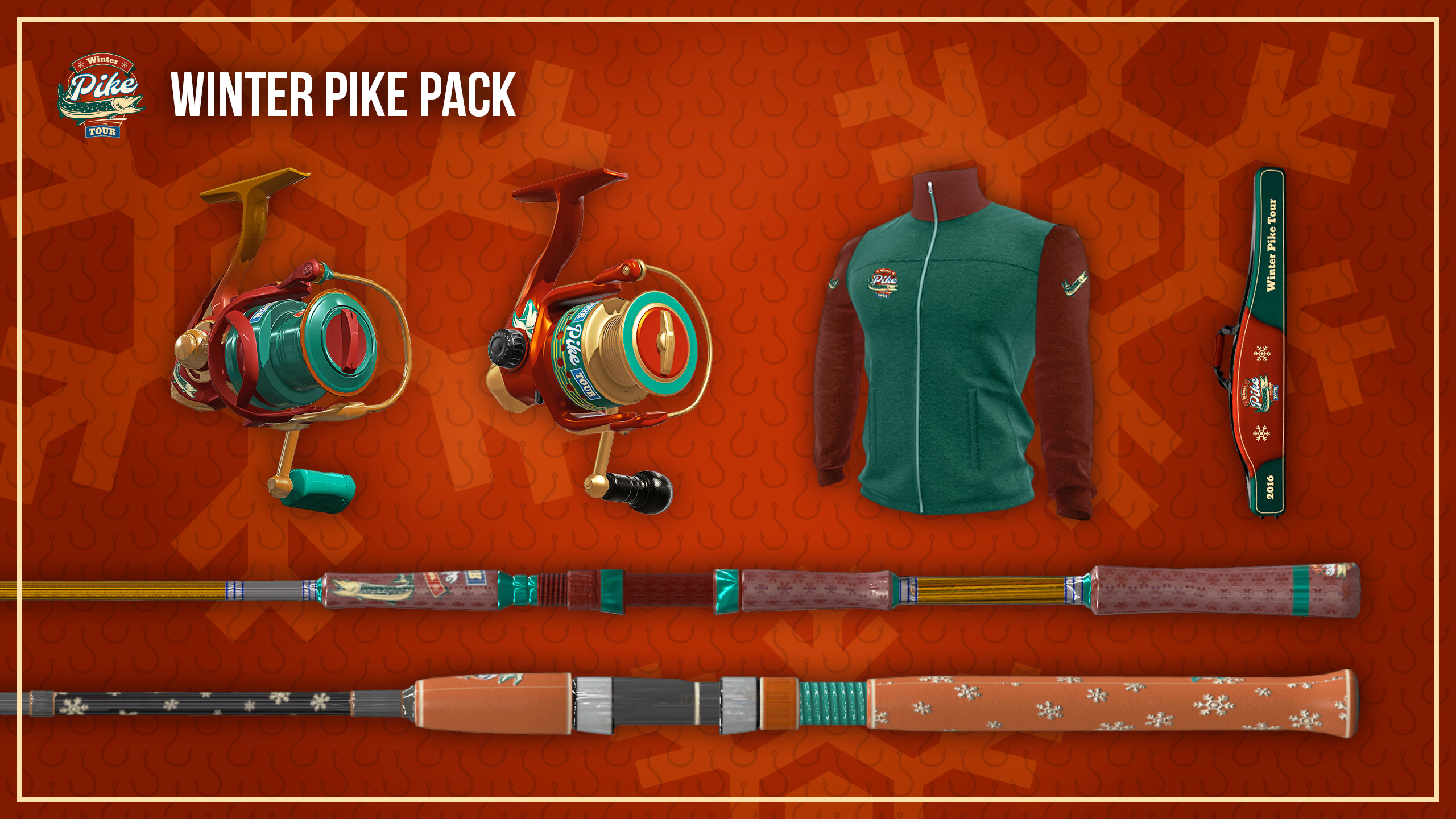 Fishing Planet: Winter Pike Pack screenshot