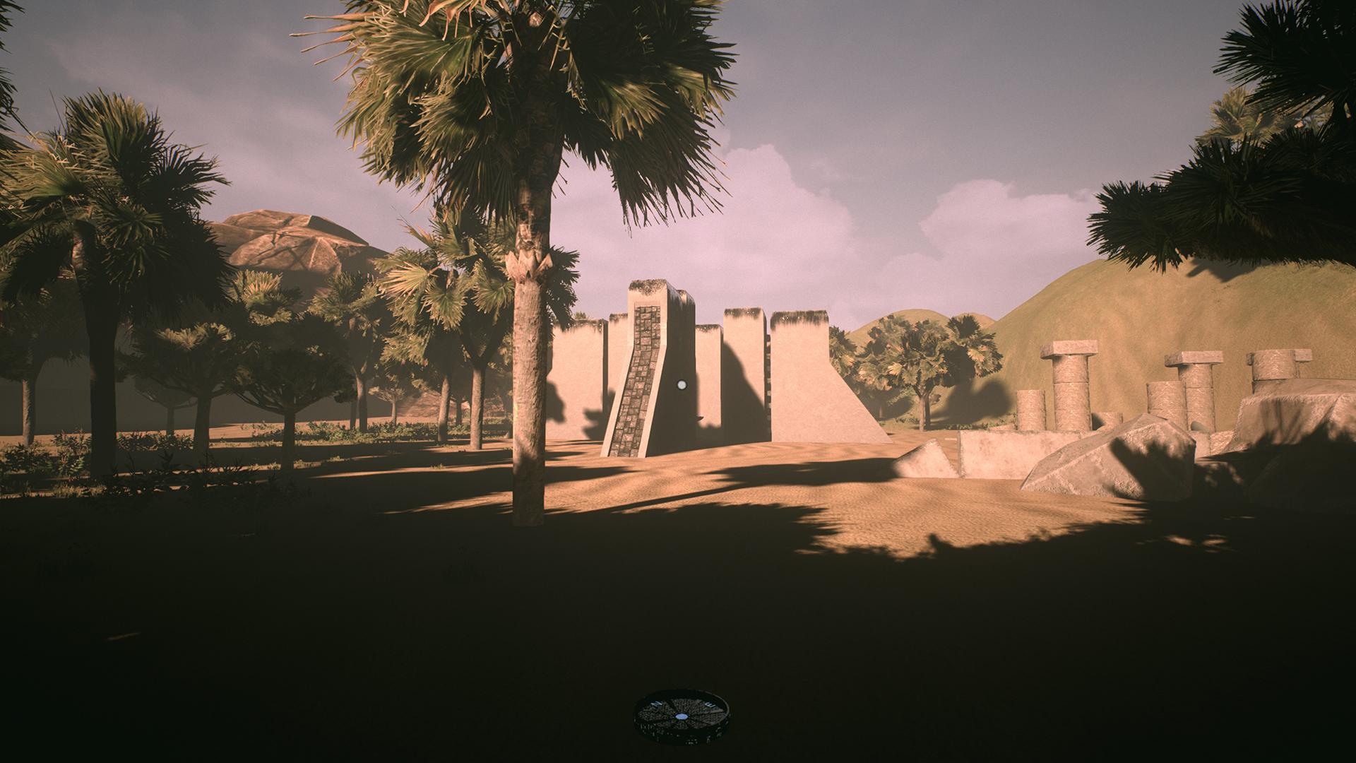 The Challenge screenshot