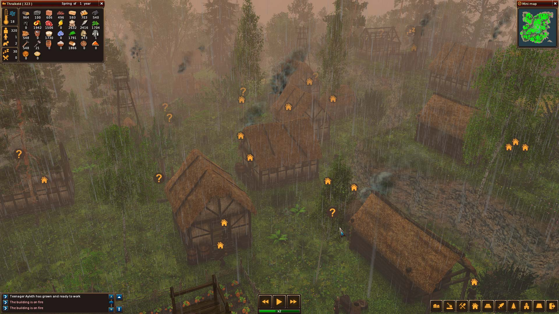 Life is Feudal: Forest Village [2016|Rus|Eng]
