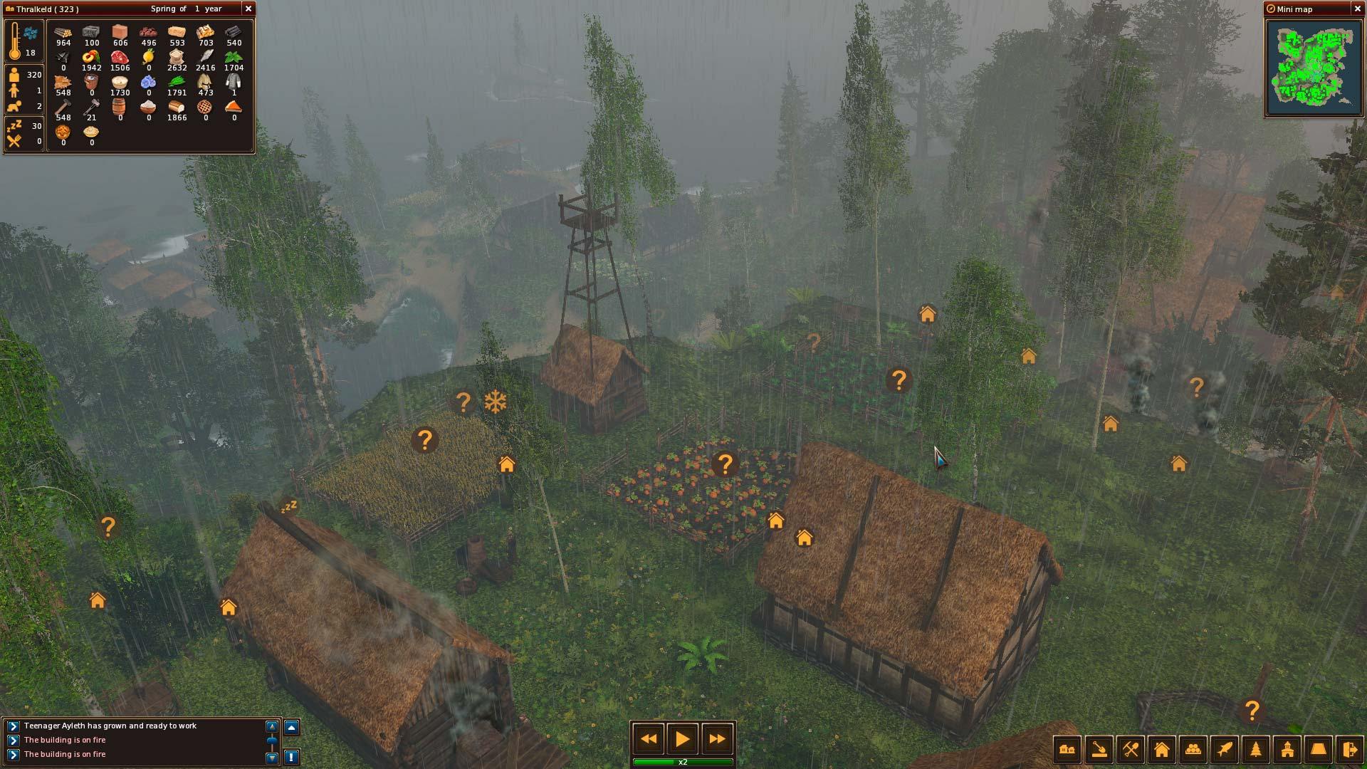 Life is feudal forest village обзор ролевая игра по волкам сайт
