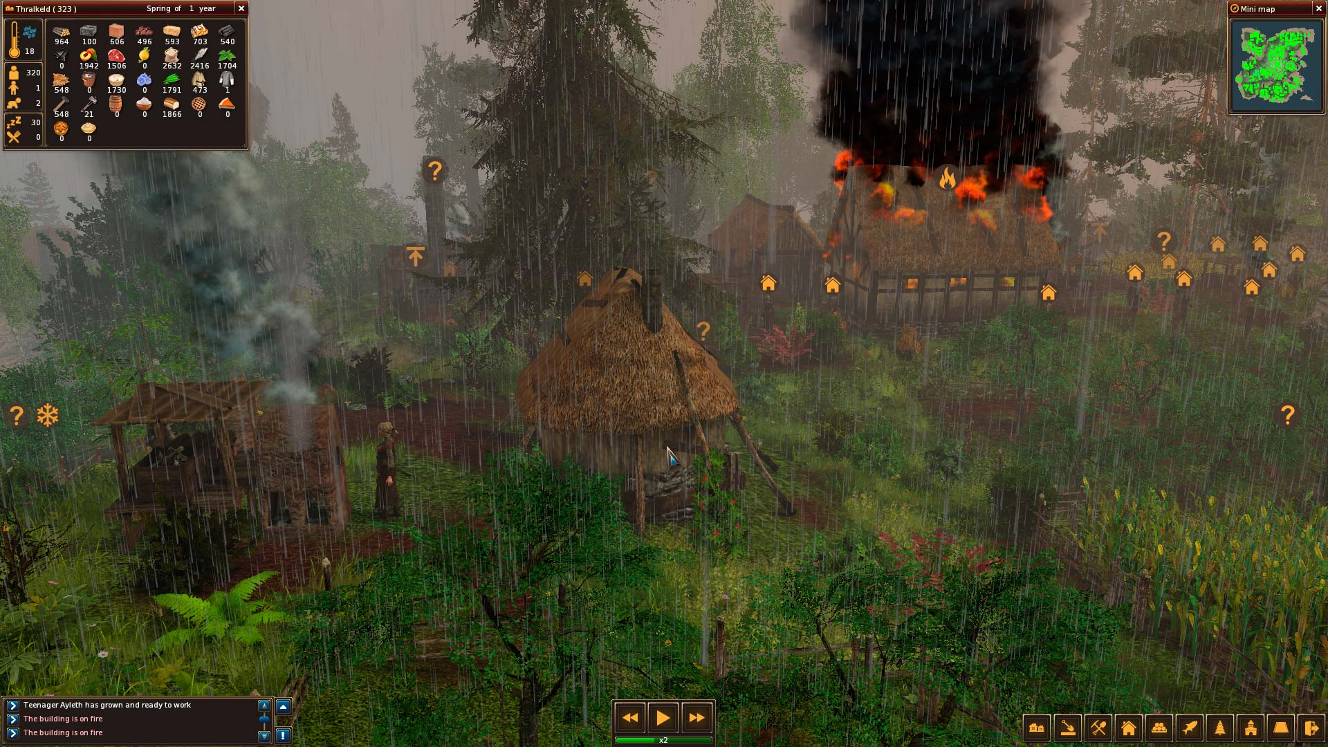 Life is Feudal: Forest Village [v0.9.6035] | PC