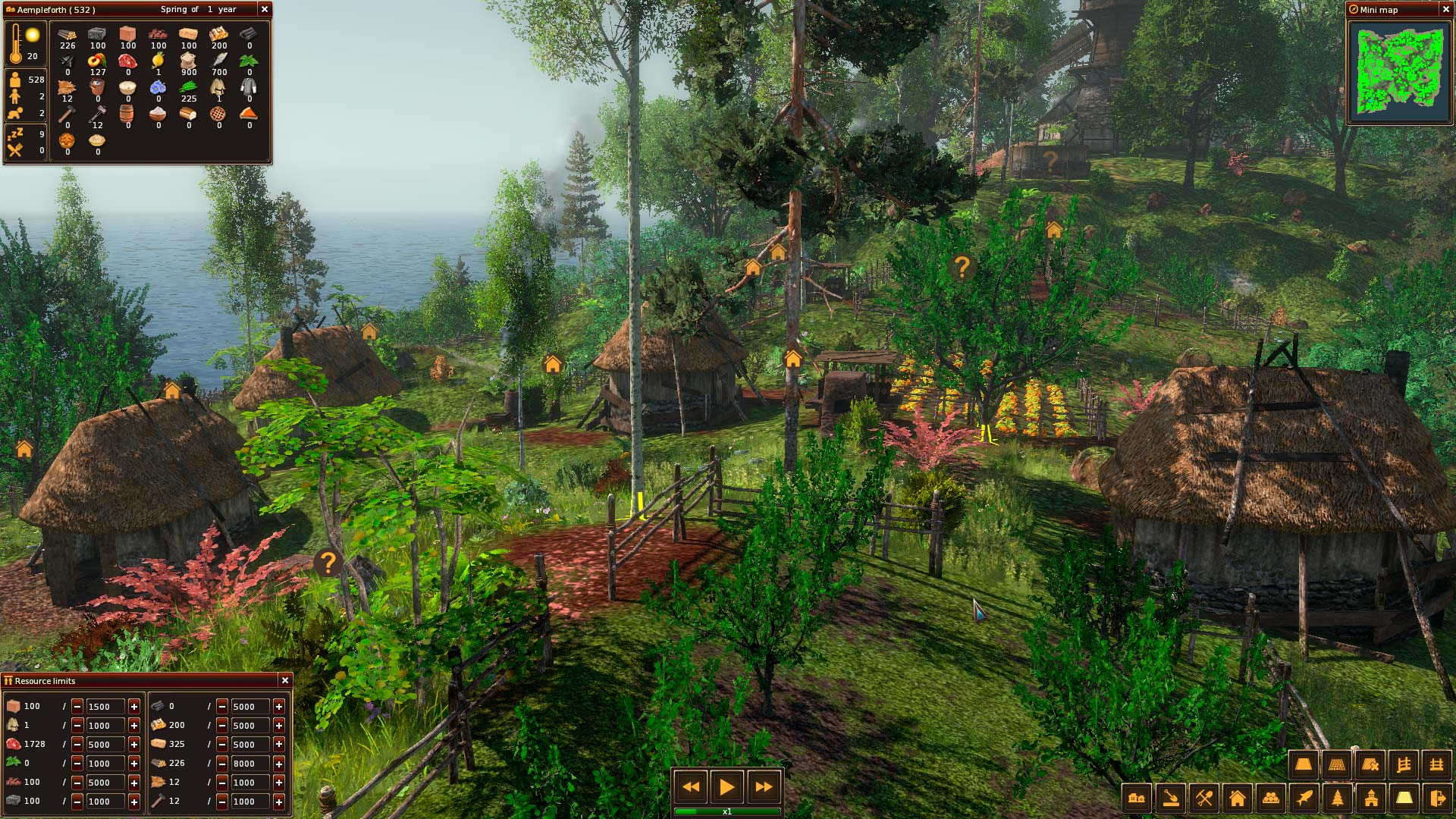 Life is Feudal: Forest Village | PC | ��������