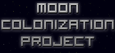 Moon Colonization Project