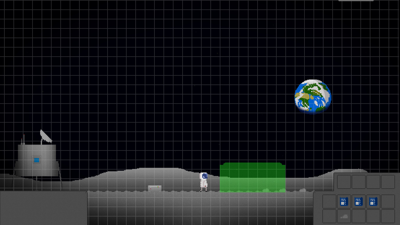 Moon Colonization Project screenshot