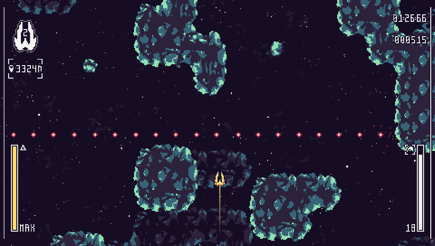 Zone of Lacryma screenshot