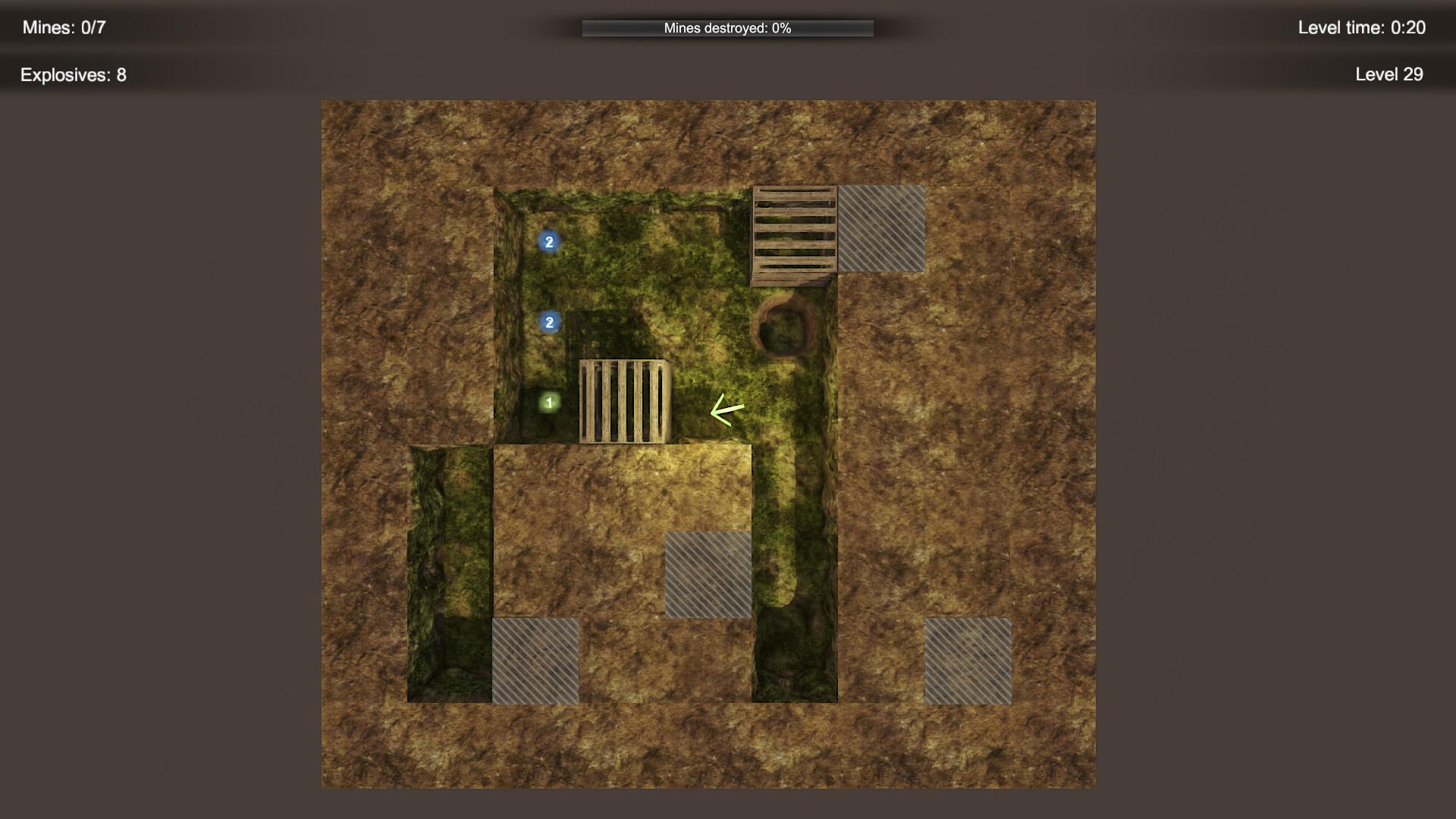 Underground Keeper screenshot