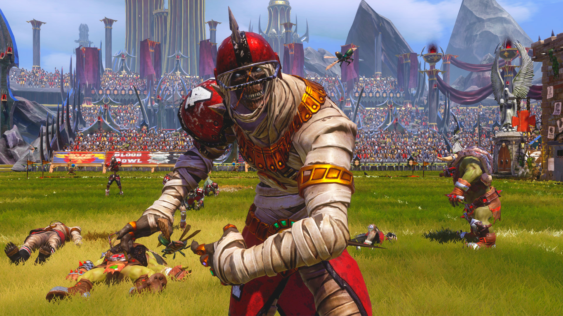 Blood Bowl 2 - Undead screenshot