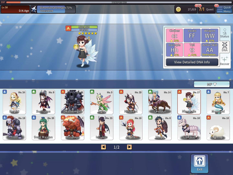 D.N.Age screenshot