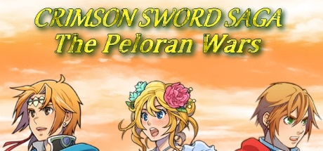 Crimson Sword Saga: The Peloran Wars