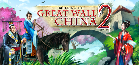 Building the Great Wall of China 2 on Steam