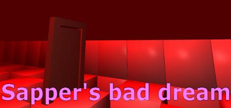 Sapper's bad dream game image