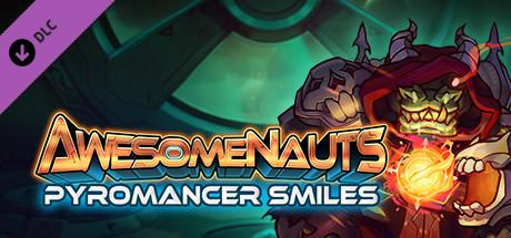 Awesomenauts - Pyromancer Smiles Skin steam key giveaway