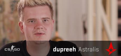 CS:GO Player Profiles: Dupree - Astralis